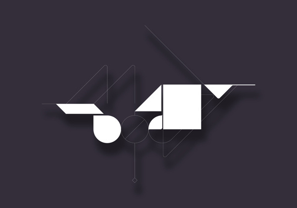 TYPE My Body #design #graphic #paulobrandaomelocom #typography