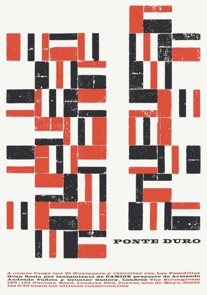 Ian Gabb : work #letterpress
