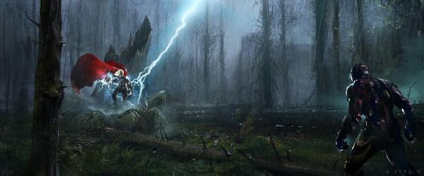 forest_101310_web.jpg (1200×500) #avengers #concept #art
