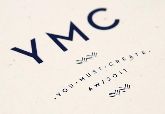 YMC AW/11 | USEFUL #logo #identity