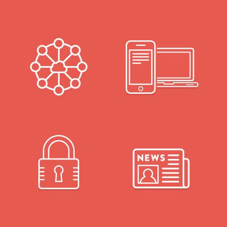 Ross Gunter — Work Journal #icons