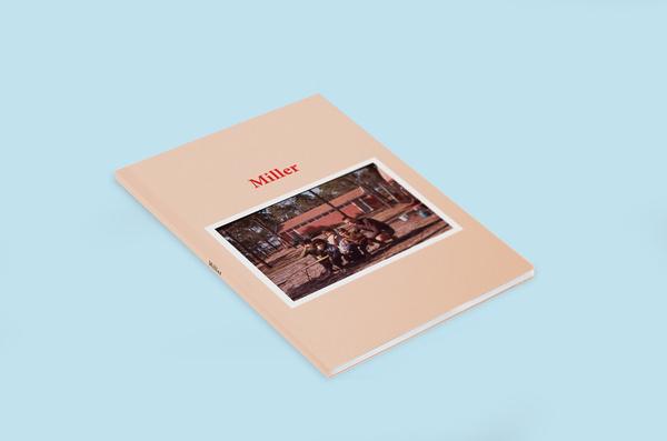 Miller Sorbet #design #book #publication #layout #typography