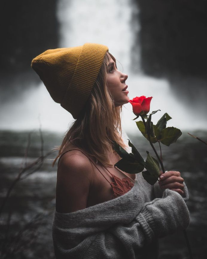 Marvelous Beauty and Lifestyle Portrait Photography by Ashley Brehm