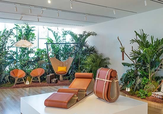 Louis Vuitton Objets Nomades Collection at Design Miami #LouisVuitton #ObjetsNomades