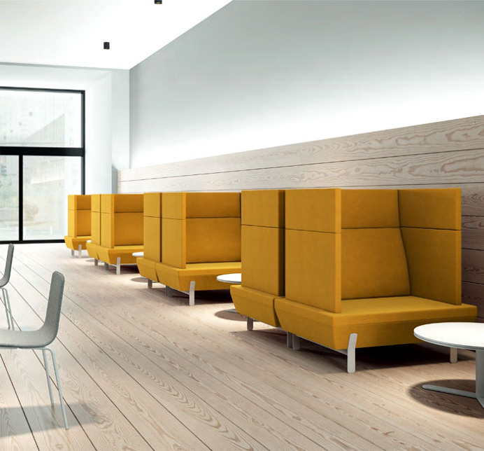 System of Very Comfortable Sofas Designed by Arik Levy - #design, #furniture, #modernfurniture, design, #sofa, sofa