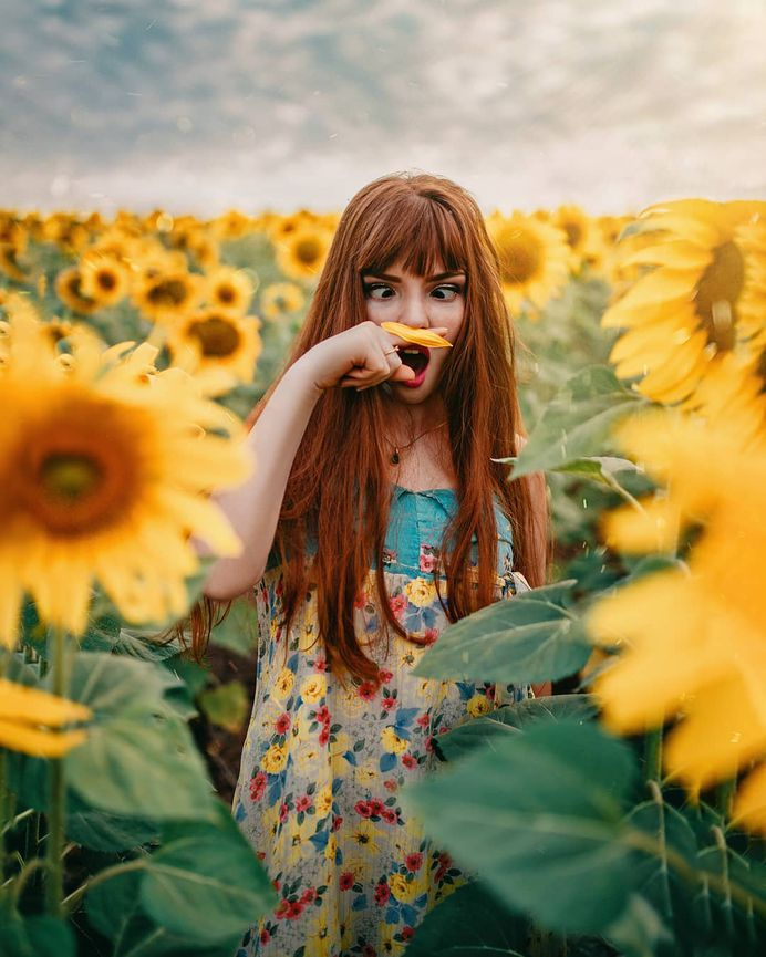 Gorgeous Lifestyle and Beauty Female Portraits by Jhonatan Ferraz