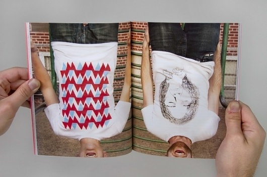 Lee Wegener #nota #design #book #art