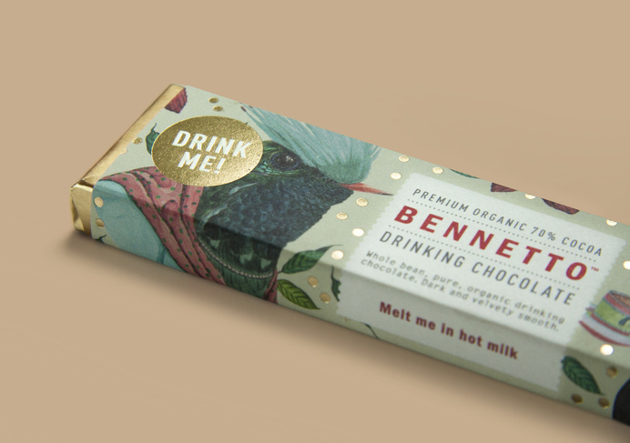 Bennetto Drinking Chocolate #chocolate #bar #bennetto #organic #cocoa
