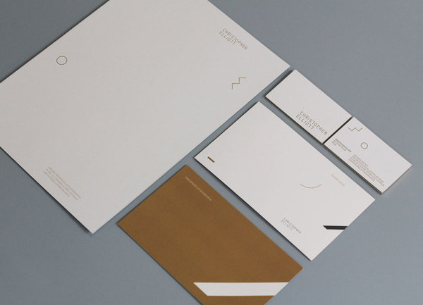 http://studiobrave.com.au/files/gimgs/89_ced stationery.jpg #business #branding #identity #studio #gold #brave #cards