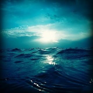 Finshack #joule #gavin #blue #sunset #waves #winter