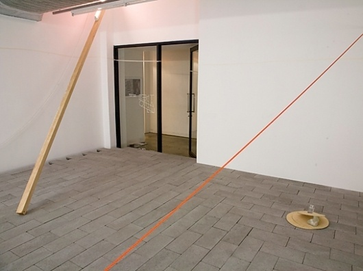 Bianca Hester at The Narrows — Gather & Fold #gallery #hester #installation #narrows #the #exhibition #bianca