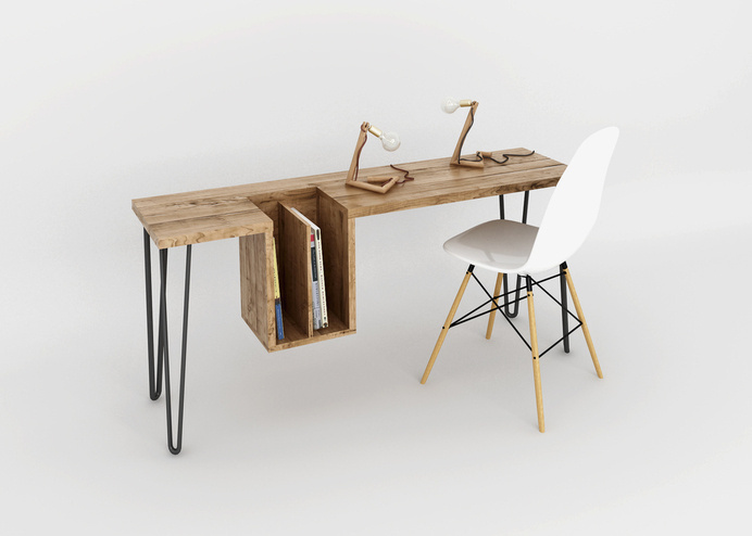 One -Two collection by Endri Hoxha - www.homeworlddesign. com (4) #furniture #desk