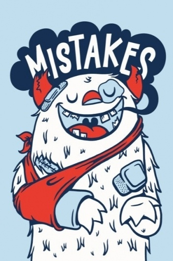 Google Reader (33) #monster #illustration #funny
