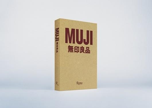 書籍『MUJI』   WORKS   HARA DESIGN INSTITUTE #brown #book #muji