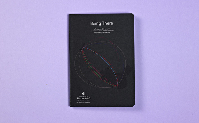 University of Huddersfield: Being There #brochure