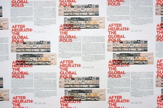 Project Projects — After Neurath: The Global Polis #design #graphic #poster