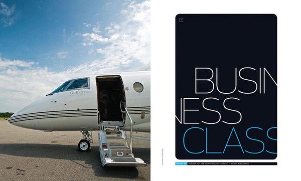 Private Air #editorial
