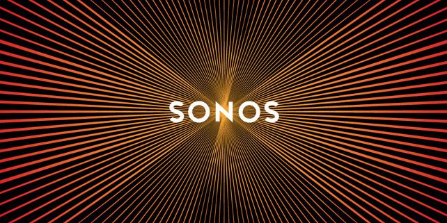 The new logo of Sonos
