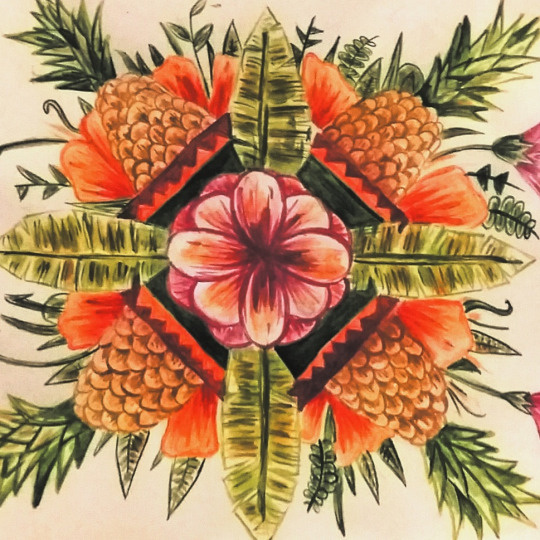 Tropical Mandala