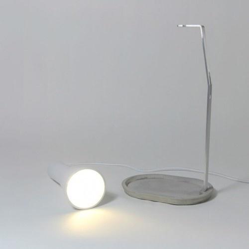 Cradle Lamp by Romain Pascal #lighting #light #concrete #minimal