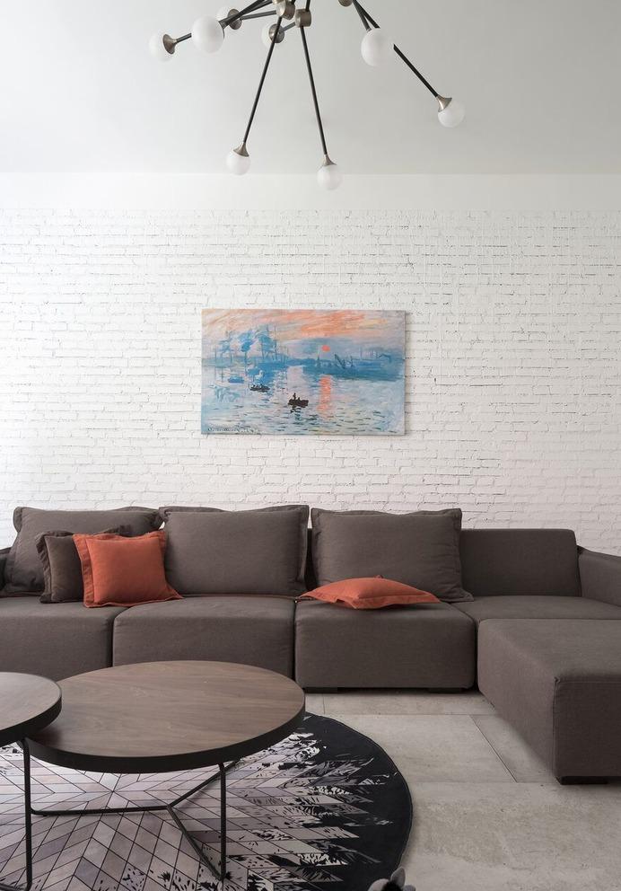 living room, Ming Ding Spatial Art Studio