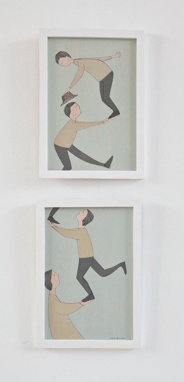 Illustrations by Aneta Tarmokas