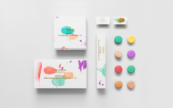 Bonnard #anagrama #branding #food #identity #colour