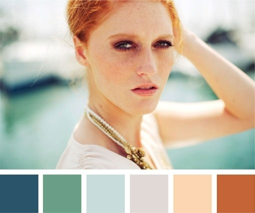 design work life » cataloging inspiration daily #woman #girl #color #head #face #lady