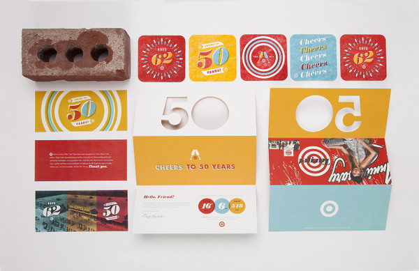 Target : Anniversary Party Allan Peters #target #invitation