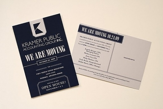 MaeMae Paperie: Branding #moving #print #design #typography