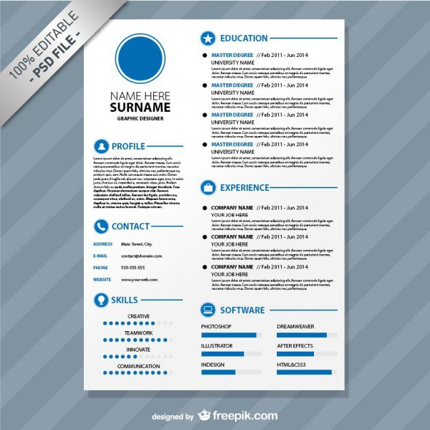 Editable cv format download Free Psd. See more inspiration related to Background, Business, Design, Template, Education, Paper, Resume, Layout, Timeline, Graphic design, Cv, Work, Graphic, Text, Cv template, Photoshop, Elegant, Job, Creative, Company, Modern, Information, Document, Clean, Background design, Print, Psd, Curriculum vitae, Hiring, Career, Interview, Modern background, Curriculum, Business background, Application, Name, Creative graphics, Creative background, Experience, Skills, Editable, Description, Individual, Format, Personalized, Visualization, Vitae and Customizable on Freepik.