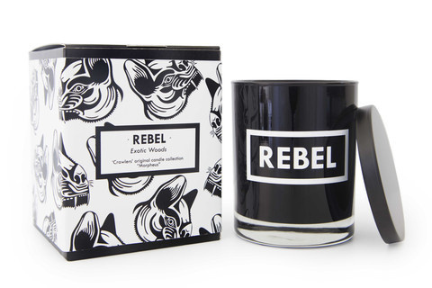 Rebel Candle!