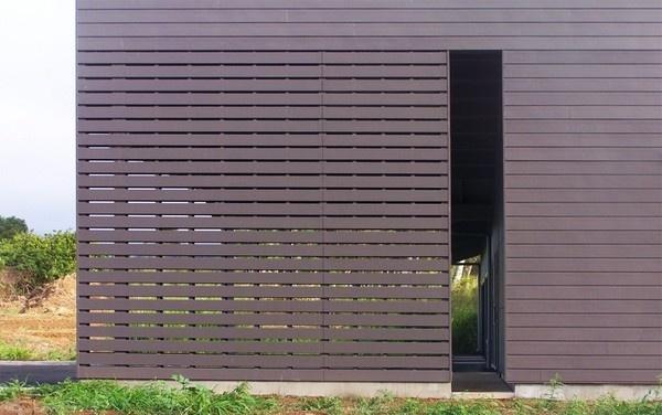 The Hawai'i Wildlife Center / Ruhl Walker Architects #siding #hawaii #facade #architecture