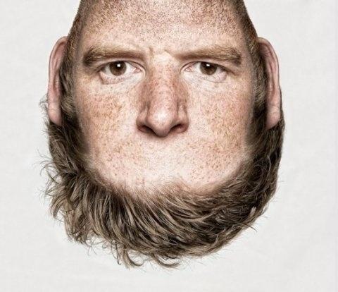FFFFOUND! | Head on Top | Fubiz™ #head