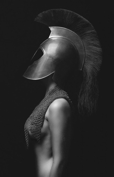 Fashion Photography #fashion #photography #helmet #black and white