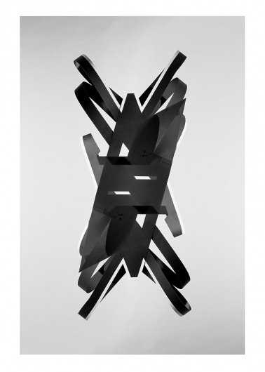 MONO on the Behance Network #yik #crafts #fei #fashion #paper