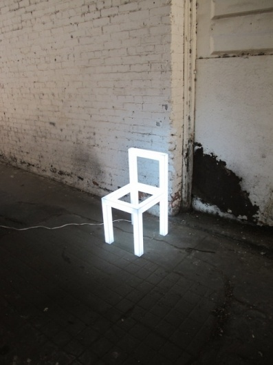 shits n giggs #chair #light