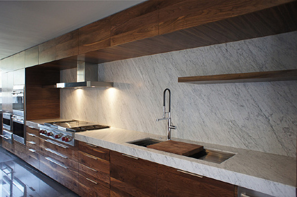 PH3 T38studio #interior #wood #kitchen #home