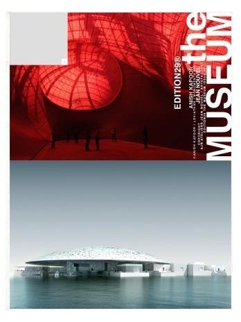 EDITION29 #museum #edition29 #ipad #design #kapoor #art #louvre #anish