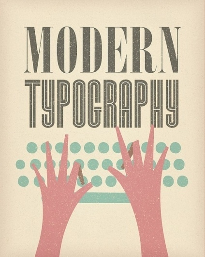 Tickled Pinks / fossil via wallace design house #poster #typography