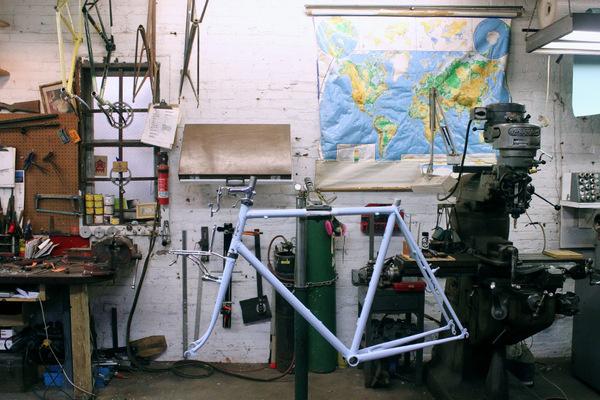 JohnnyCoast Shop 2.jpg #bikes #workshop #bicycle