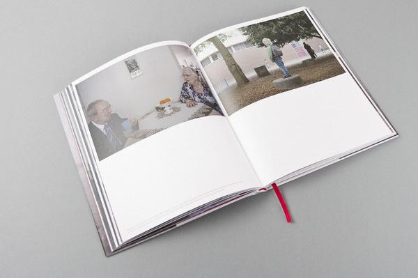 ❦ Aan de overkant www.pepijnrooijens.com #design #book