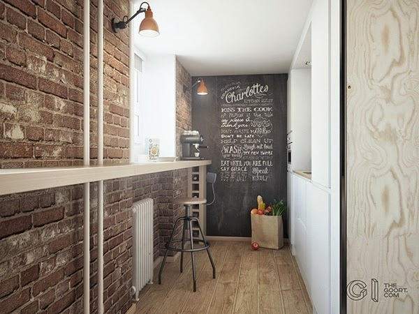 Haruki's Apartment by The Goort #interior #ideas #design