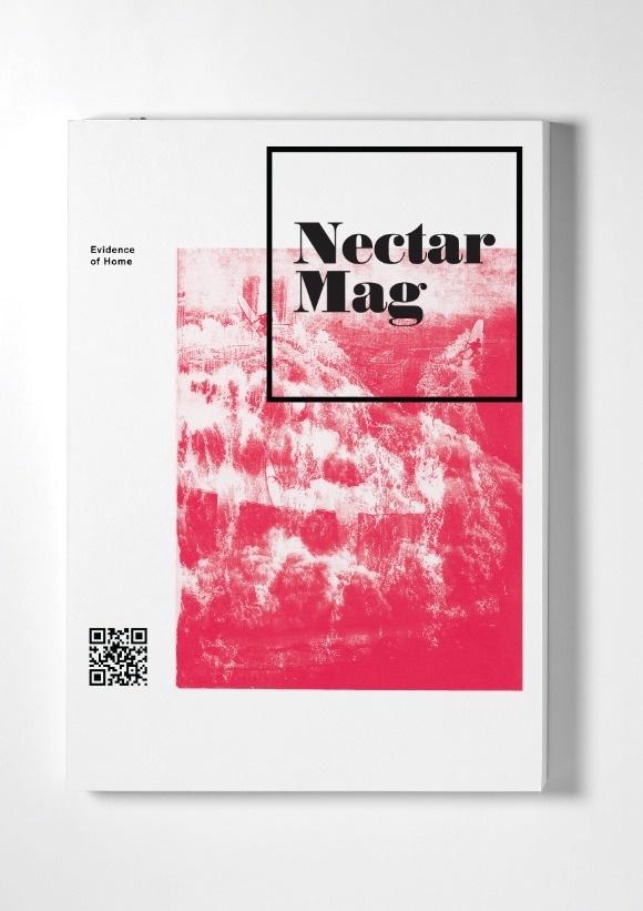 Nectar Magazine Cover #nectar #photo #cover #poetry #magazine