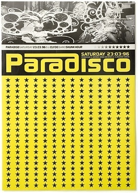 Paradiso / Posters 1 - Experimental Jetset
