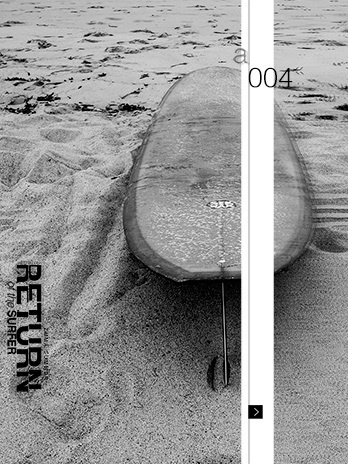 EDITION29 RETURN OF THE SURFER for iPad #surf #ipad #design #architecture #malibu