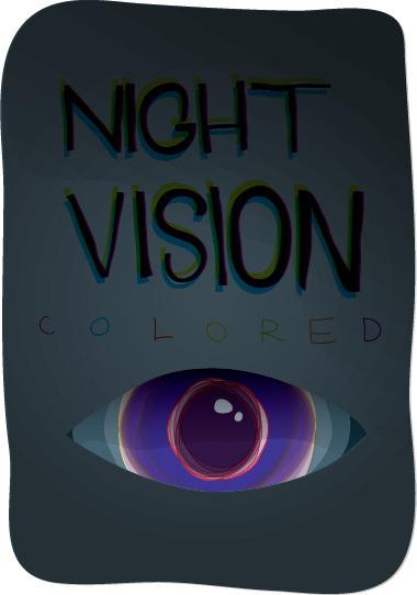 night vision #illustration