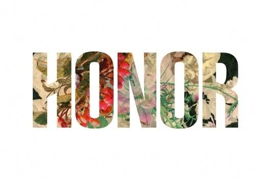 Honor | RoAndCo Studio #roco