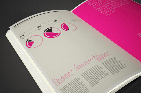 Nokia NEX Postmammal #book #annual #graph #report #layout #editorial