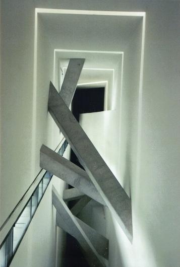 All sizes | Judisches Museum | Flickr - Photo Sharing! #concrete #museum #liebeskind #architecture #daniel #jewish #light